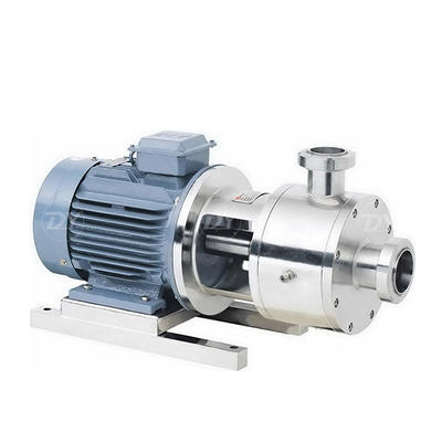Sanitary High Speed Single Phase Shearing Emulsion Pump