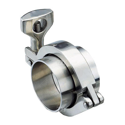 Sanitary Stainless Steel Clamp Union