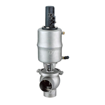 Sanitary Pneumatic Stainless Steel welding shut Off Valve